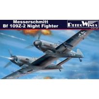 Messerschmitt Bf 109Z-2 Night Fighter (1:72)