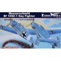 Messerschmitt Bf 109Z-1 Day Fighter (1:72)