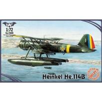 Heinkel He 114B (1:72)