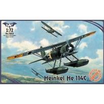 Heinkel He 114C (1:72)