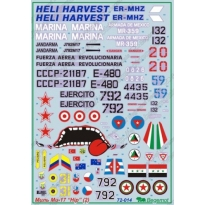 Mil Mi-17 (1:72)