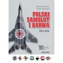 Polski samolot i barwa.1943-2016