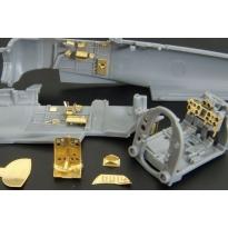 A6M5 Zero: Akcesoria (1:72)