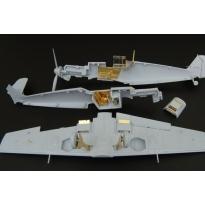 Bf 109E-4: Akcesoria (1:72)
