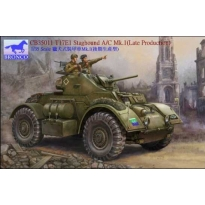 T17E1 Staghound A/C Mk. I (Late Production ) (1:35)