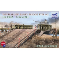 WWII Allied Bailey Bridge Type M2 (1:35)