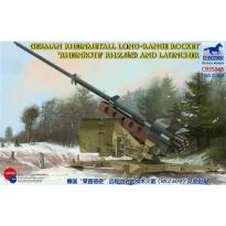 Rheinmetall Rheinbote Rh.Z.61/9 w/launcher(1:35)