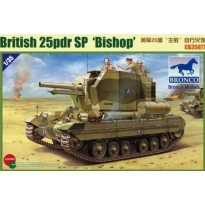 "British 25pdr SP ""Bishop"" (1:35)"