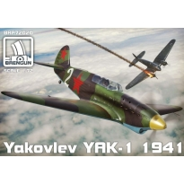 Yakovlev Yak-1 (mod.1941) (1:72)