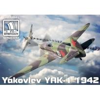 Yakovlev Yak-1 (mod.1942) (1:72)