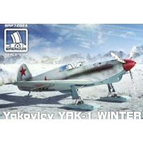 Yakovlev Yak-1 Winter (1:72)