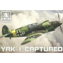 Yakovlev Yak-1 Captured (1:72)