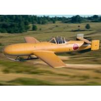 Yokosuka Ohka MXY7-K1 trainer (1:72)