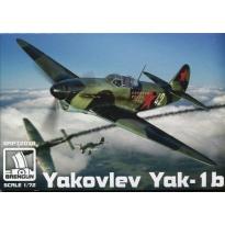 Yakovlev Yak-1b (1:72)