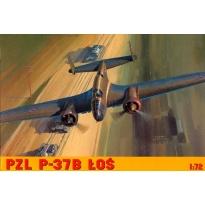 PZL P-37B Łoś (1:72)