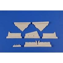 A-4B/Q Skyhawk Control Surfaces (1:72)