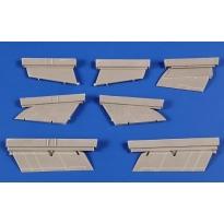 Supermarine Swift Control Surfaces (1:72)