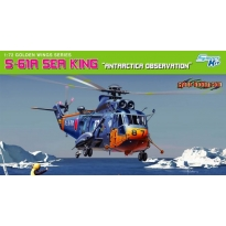 """S-61A SeaKing """"Antracticia Observation"""" (1:72)"""