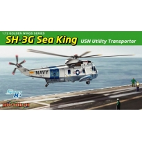SH-3G Sea King, USN Utility Transporter (1:72)