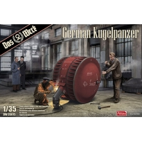 German Kugelpanzer - 2 kits pack (1:35)