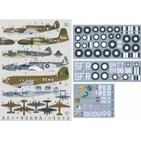 WWII RAAF Twins (1:48)