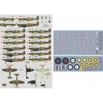 Spitfire Mk.I/II Aces (1:48)