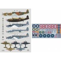 Ventura Mk.II/GRV/PV-1in RAF, RNZAF and SAAF Service (1:48)