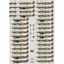 Spitfire Mk.I/II Aces (1:72)