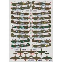 P-40E Kittyhawk in RAAF Service (1:72)