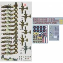 Boston Mk.II/III/IV in RAF service over Europe (1:72)