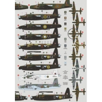 Vickers Wellington in RAF and SAAF Service Part 1 (Mk.Ic/DWI/Mk.VIII/BOAC) (1:72)