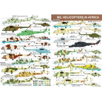 Mil Helicopters of Africa (1:72)
