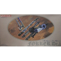 Fokker Dr.I (Knights of the Sky Collection) (1:48)