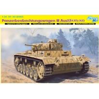 Pz. Beob. Wg. III Ausf.(Sd.Kfz.143) (1:35)