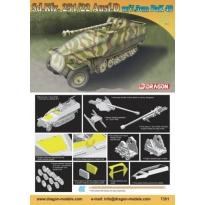 Sd.Kfz.251/22 Ausf.D w/7.5cm PaK 40 (1:72)