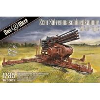 2cm Salvenmaschinenkanone SMK18 Type 2 (1:35)