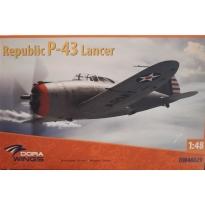 Dora Wings 48029 Republic P-43 Lancer (1:48)