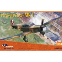 Dora Wings 48035 Percival Proctor Mk.I (1:48)