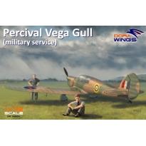 Percival Vega Gull (military service) (1:72)