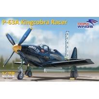 P-63A Kingcobra Racer (1:72)