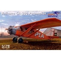 Dora Wings 72022 Bellanca CH-300 Pacemaker  (1:72)