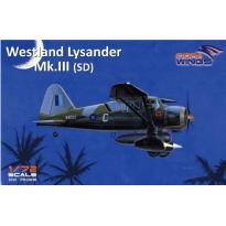 Dora Wings DW72023 Westland Lysander Mk.III (SD) (1:72)