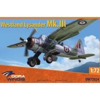 Dora Wings 72024 Westland Lysander Mk.III  (1:72)