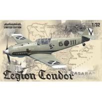 Legion Condor Bf 109E - Limited Edition (1:32)