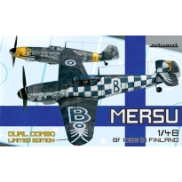Mersu/ Bf-109G-2/G-6 in Finland - Dual Combo - Limited Edition (1:48)