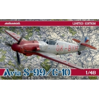 Avia S-99 / C-10 - Limited Edition (1:48)