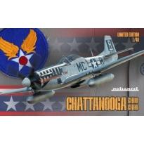"""Chattanooga Choo Choo"" P-51D-5-NA - Limited Edition (1:48)"