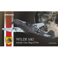 Eduard 11140 Wilce Sau Episode One: Ring of Fire (Dual Combo) - Limited Edition (1:48)