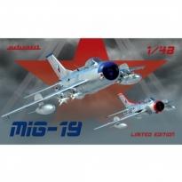 Eduard 11141 MiG-19 - Limited Edidion (1:48)