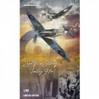 Eduard 11146 Spitfire Story: Tally Ho! (Spitfire Mk.IIa/Spitfire Mk.IIb - Dual Combo) - Limited Edidion (1:48)